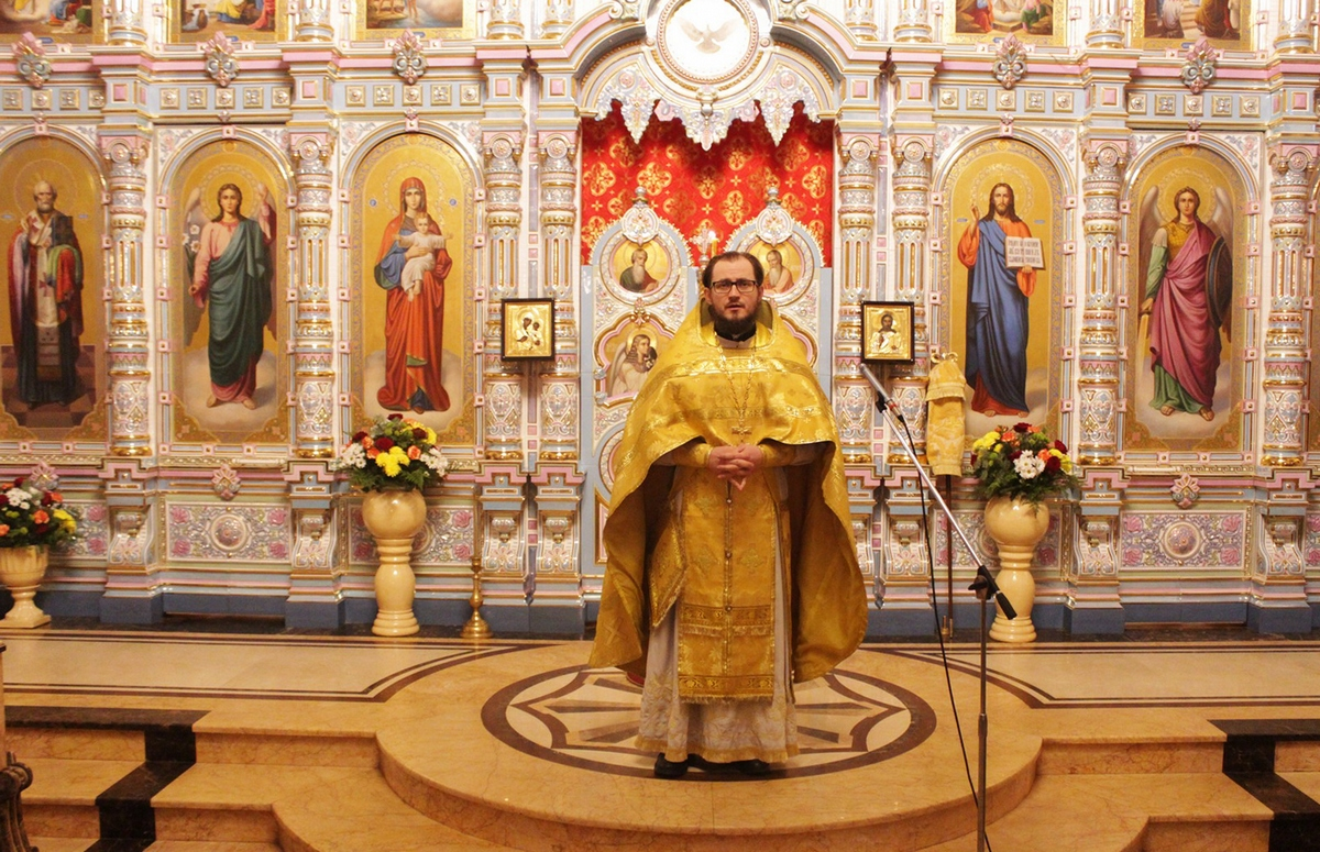 кафедральный собор липецка внутри