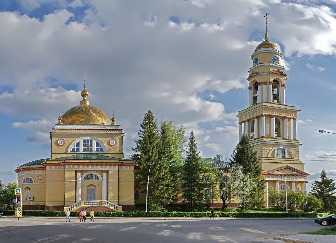 липецкий кафедральный собор