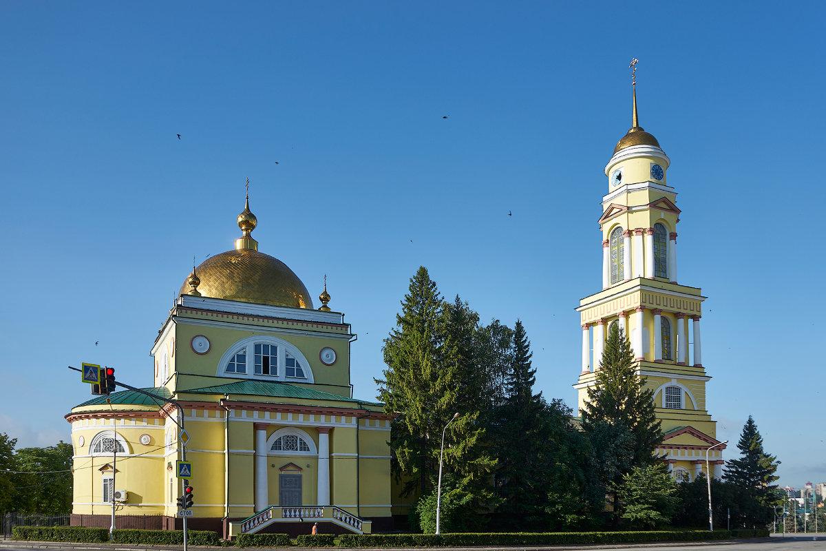кафедральный собор рождества христова г липецк