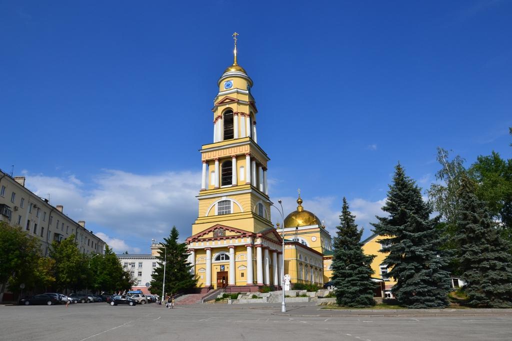 христорождественский кафедральный собор города липецка
