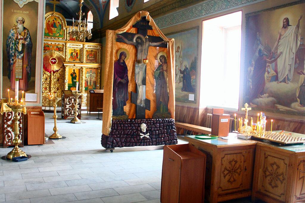 христорождественский храм липецк