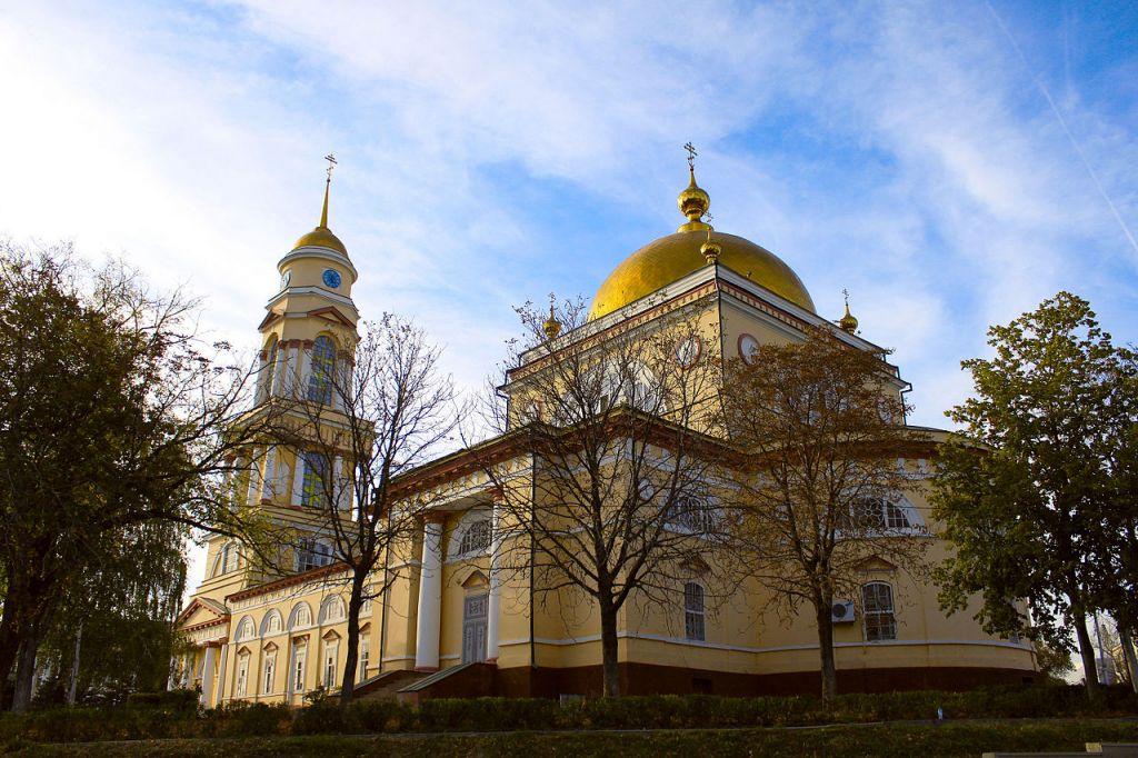кафедральный собор липецк