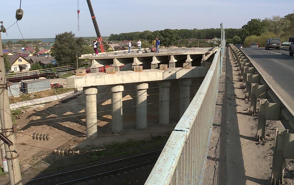 На мосту в Новой Жизни снова вводят реверсивное движение