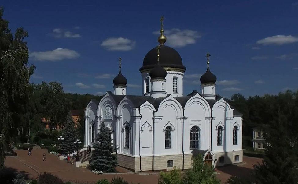 Свято-Тихоновский женский монастырь в Липецкой области