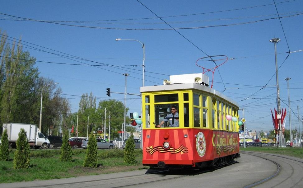Веселый трамвай с грустной историей