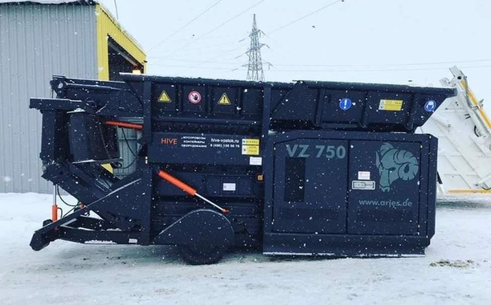 Завод по переработке мусора липецк