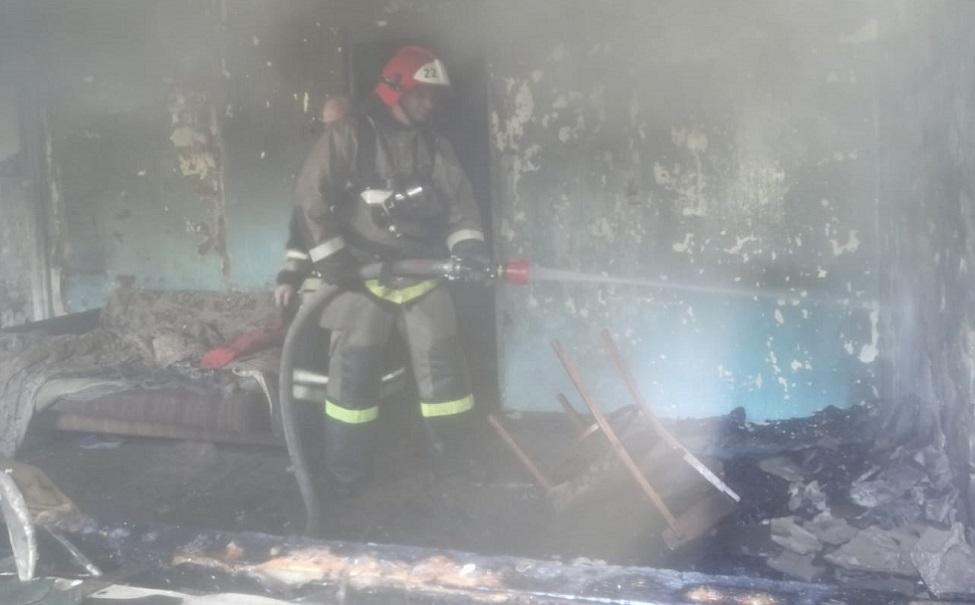 Спасатели просят липецких садоводов соблюдать пожарную безопасность