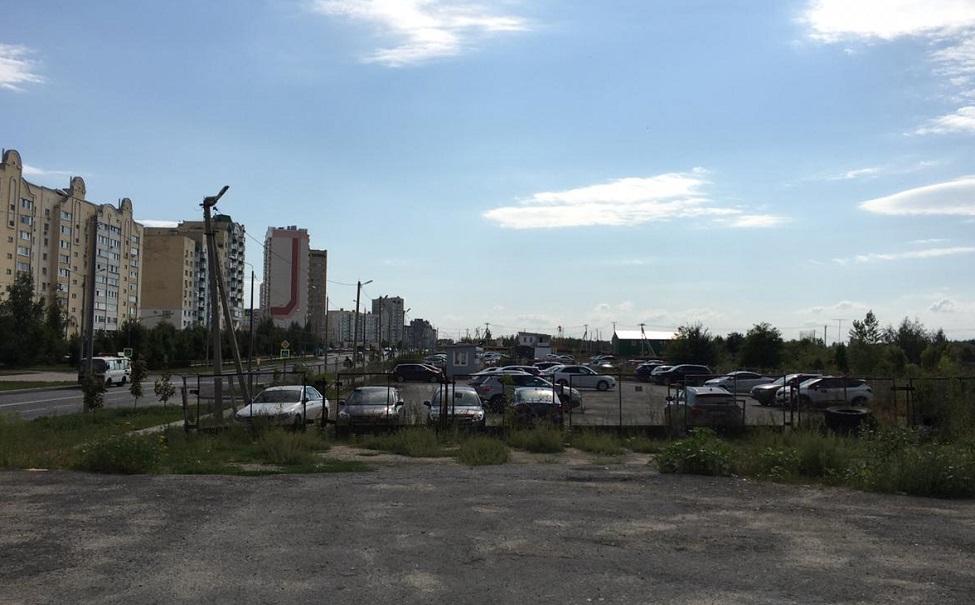 В Липецке ликвидировали шесть незаконных парковок