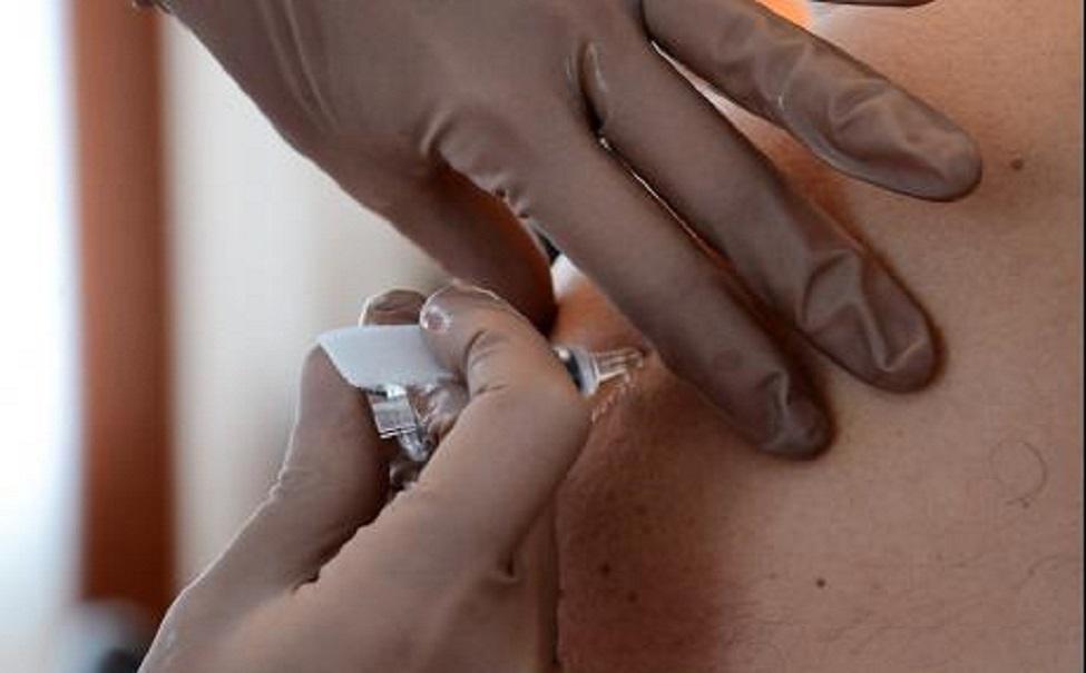 В липецких домах-интернатах провели вакцинацию